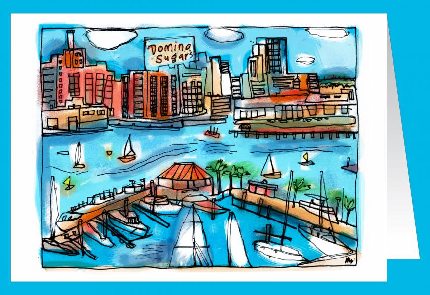 Image - Baltimore Harbor